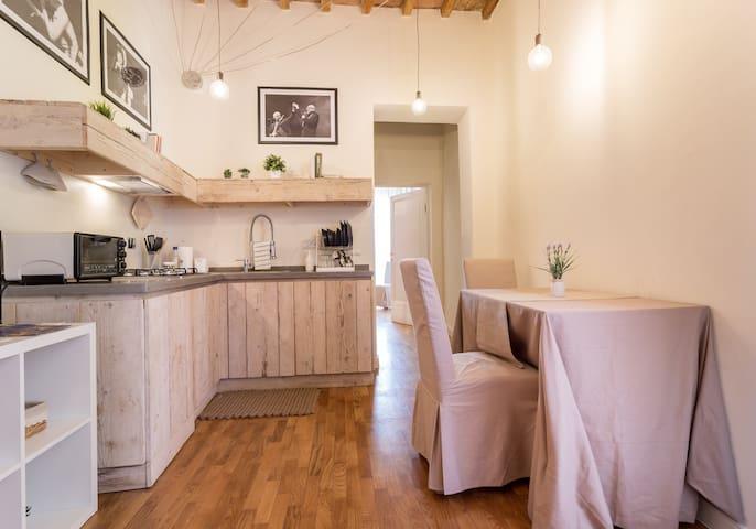 RESIDENZA UNIVERSITÁ PER STRANIERI - Perugia - Daire