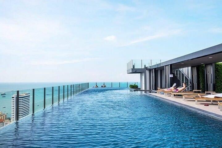 经典高层无敌海景high floor with super amazing seaview.度假首先