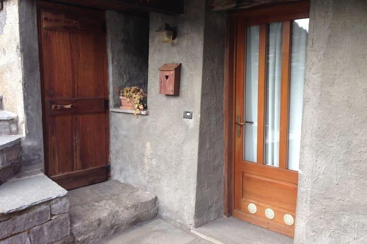 Accogliente casa alpina