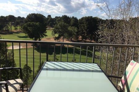 El Bosque apartment with fabulous views