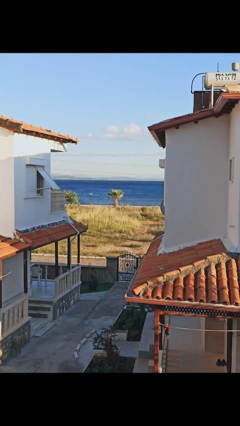 Muğla Milas Ören  Denize yürüş mesafeli ev