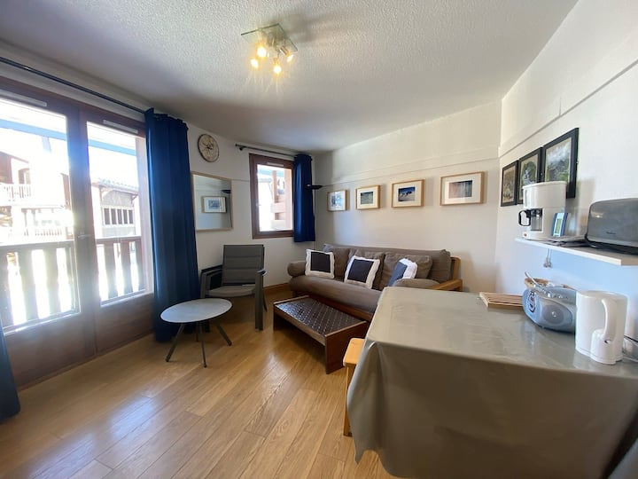 Big and nice apartment for 2 persons, next to the slopes