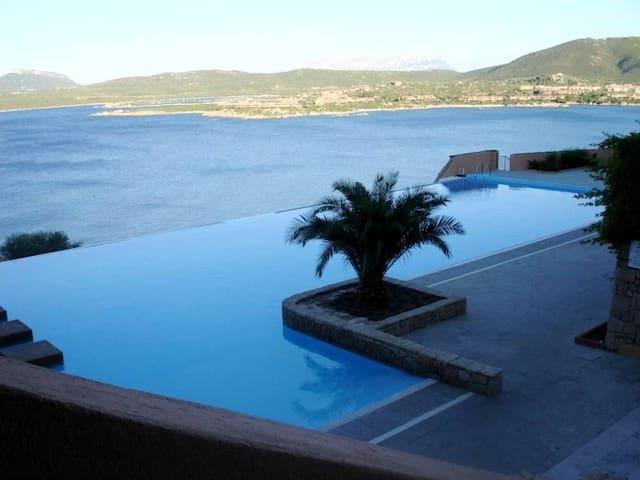 Cozy studio in Costa Smeralda - Porto Rotondo-Marinella - Leilighet