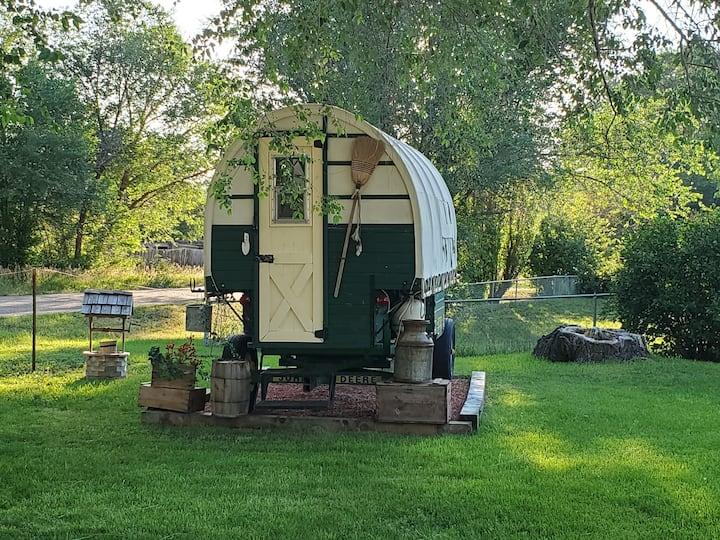 River Valley Sheep Wagon