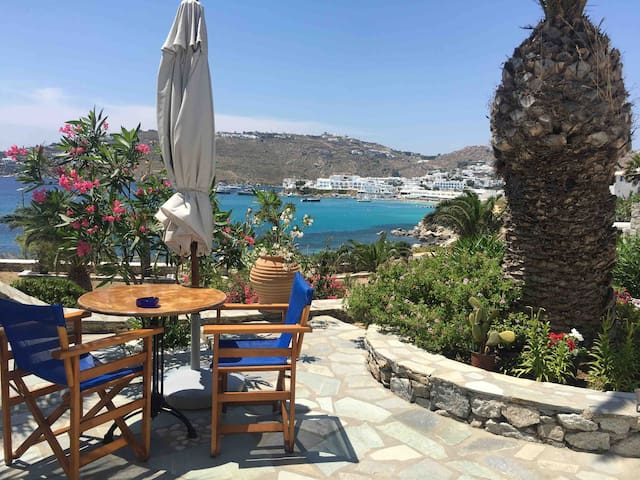 Only yours Mykonos, the standard studio