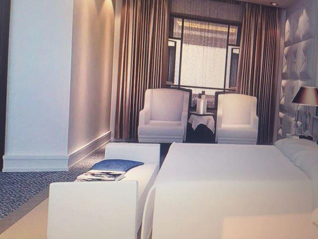 品书店 地铁 五星酒店公寓 - Apartamento