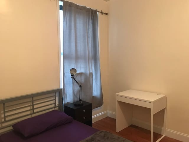 One Bedroom for a FEMALE in New York Manhattan
