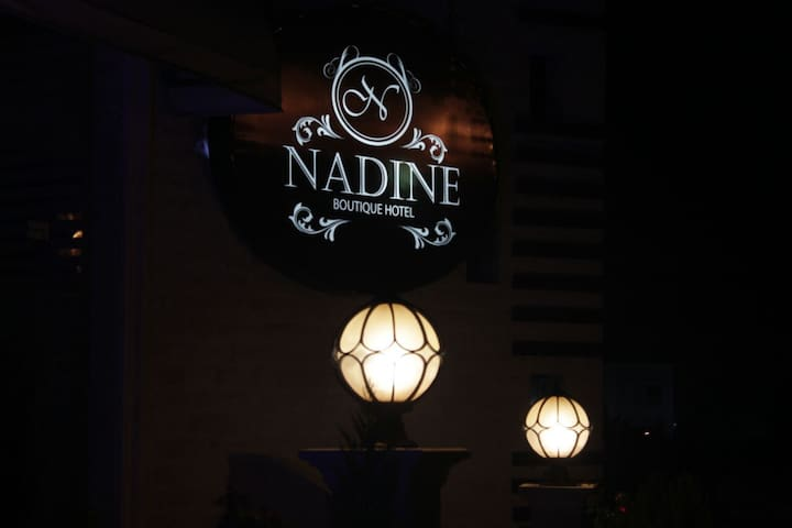Nadine Hotel & Suites/Two bed room Studio - Amman - Boutique hotel