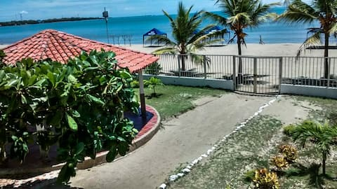 Coveñas, House in the beach