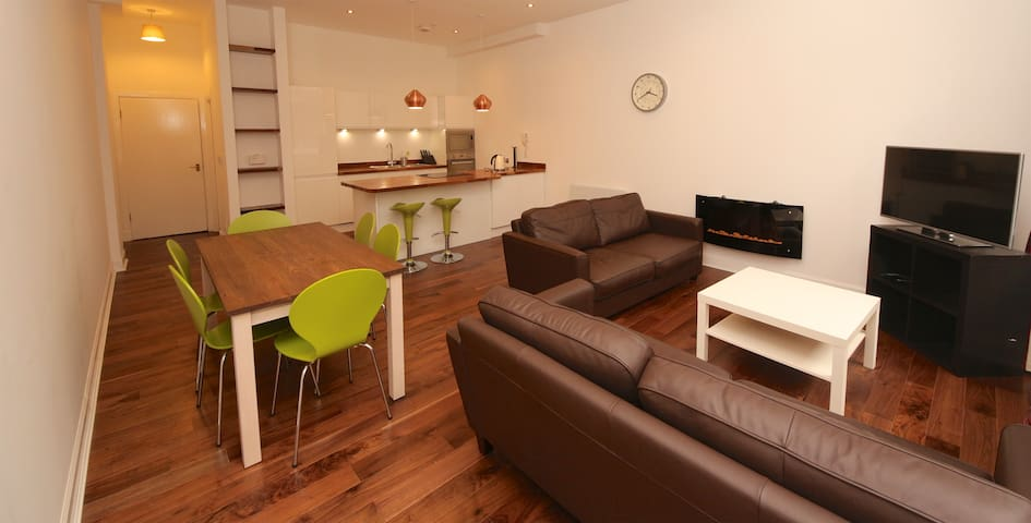 Perfectly located - 2 bedroom apartment