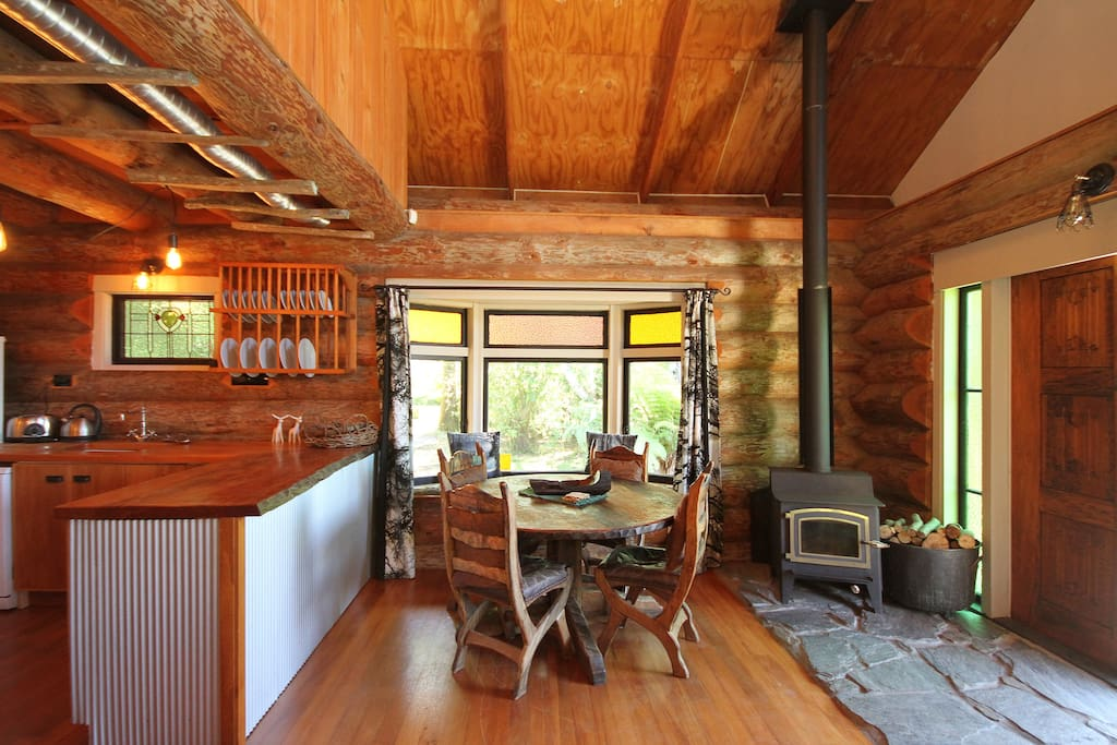 The Log Cabin Dining