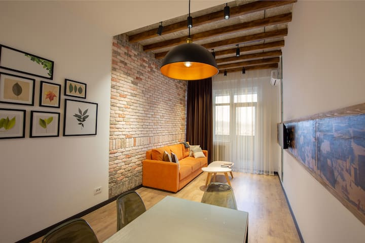 Fancy 1BDR with Balcony at RIS Dalma Collection