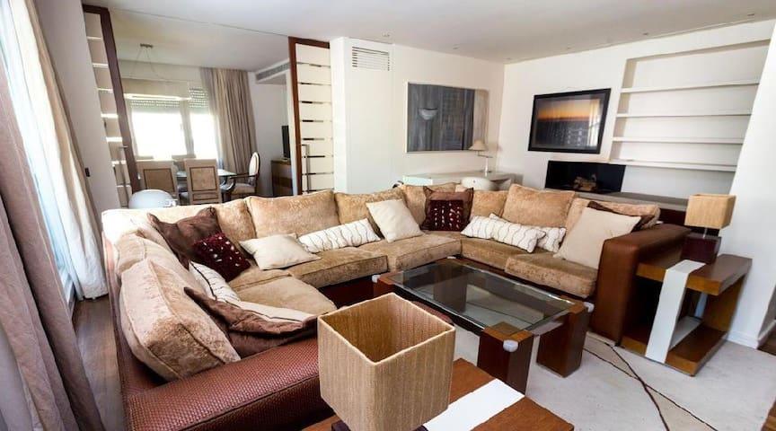 Nuevo apartamento, Barcelona