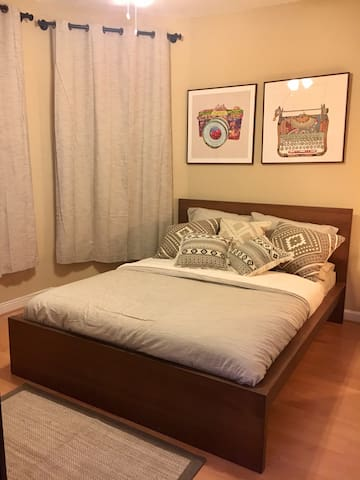 Cozy and independent room with private bathroom - Doral - House