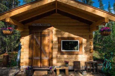 Blackburn Cabins: Martin Radovan Cabin