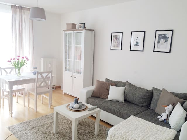 bright &comfy Apt.in central Berlin - Berlin - Apartemen