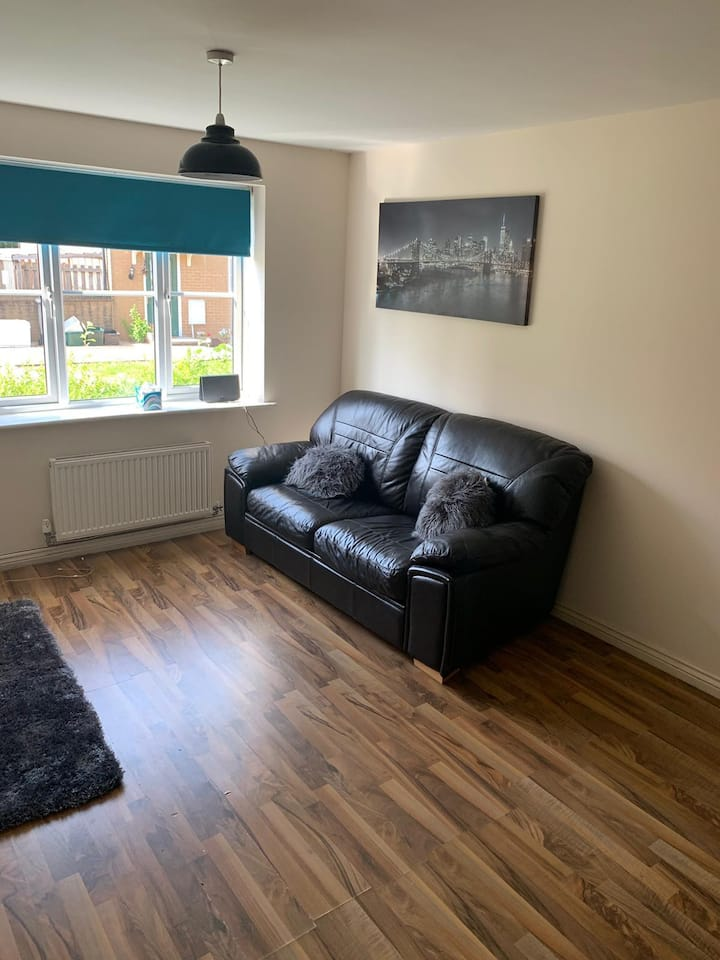 Affordable Modern Two Bedroom Flat