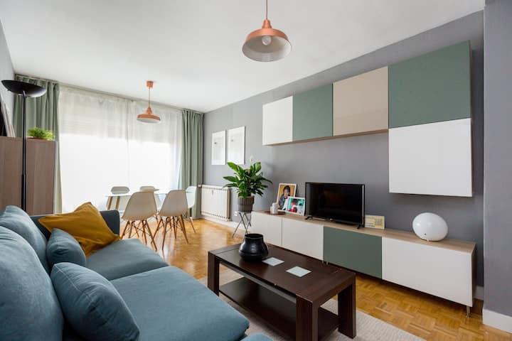 SANTANDER - Apartamento centro Zaragoza con GARAJE
