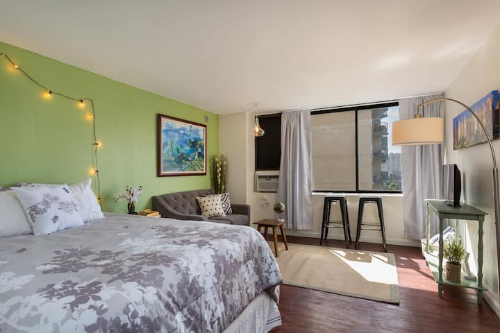 Excellent and Cozy Home in Waikiki