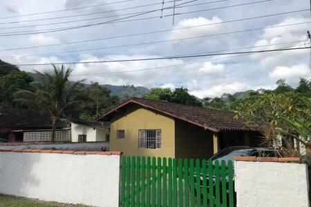 CASA EM UBATUBA (Maranduba)