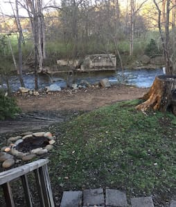 The Hempine Cabin on Deep Creek - Bryson City - Ξυλόσπιτο