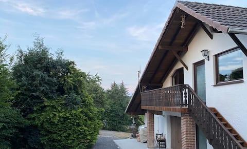 Natur pur - Willkommen in Bringhausen.
