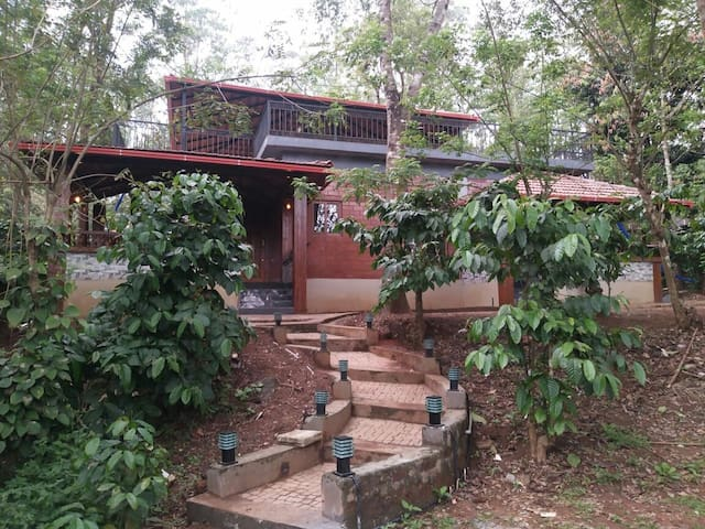 Rustic Charm Wayanad - Interlocked (Entire studio)