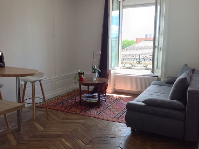 Appartement cosy - Parvis Gare