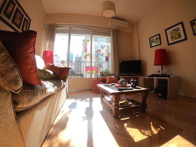 Extraordinario Apartamento en Palermo