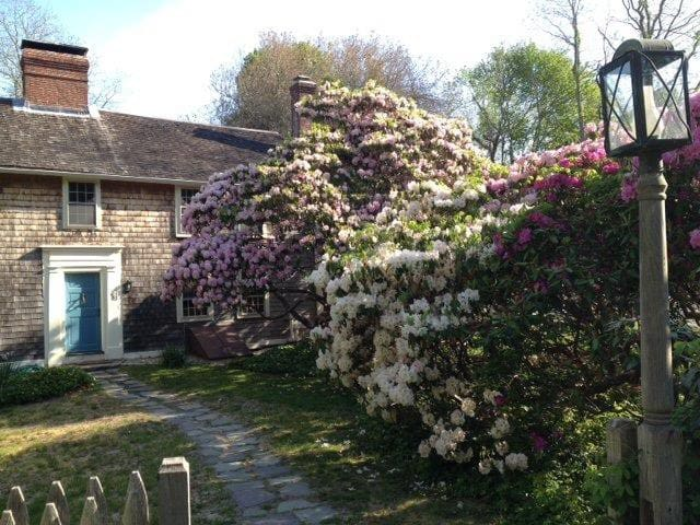 Historic Home near Sandwich center on Cape Cod, MA