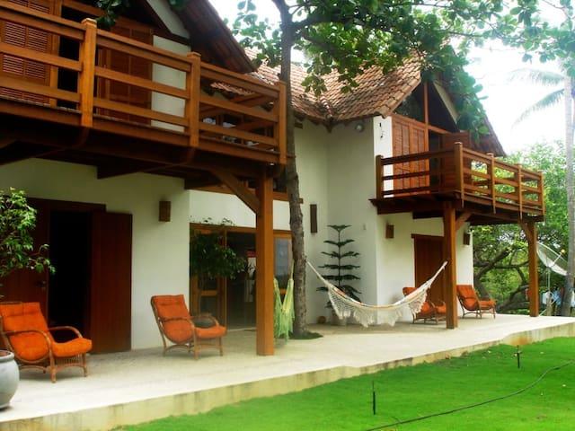 Casa de Ana & John - Itaúnas.