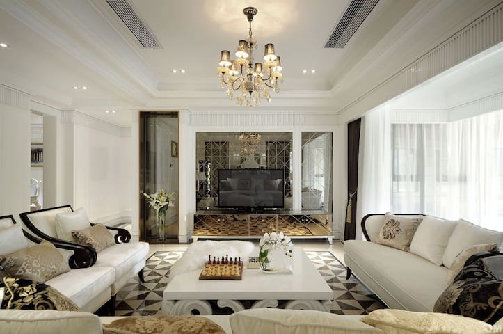 兩室兩廳 家庭公寓 - 西區 - Apartment