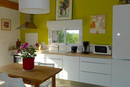 Maison de charme campagne tarnaise - Penne