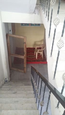 IndianFamily Stay in old city near to City Palace - Jaipur - Apartment
