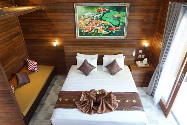 Superior Queen double bed #2