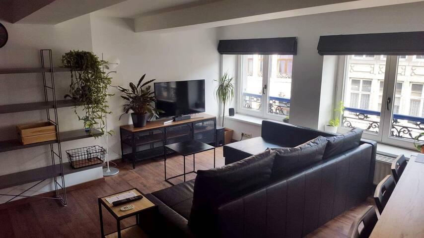 Appartement dans le cœur historique de Liège
