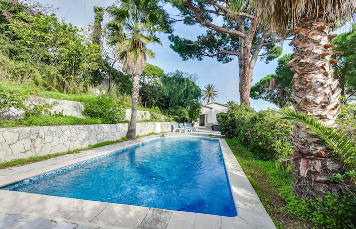 Villa Amelia / Sumptuous and luxury villa with Sea view and swimming pool
