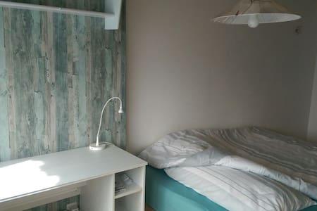 2 Privatzimmer in grosser Wohnung - Wetzikon - Apartemen
