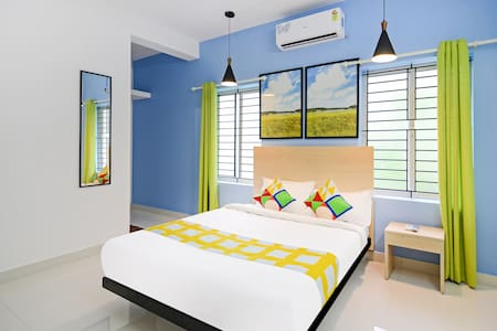 OYO Deluxe 1BHK Abode in Trivandrum - Discounted!