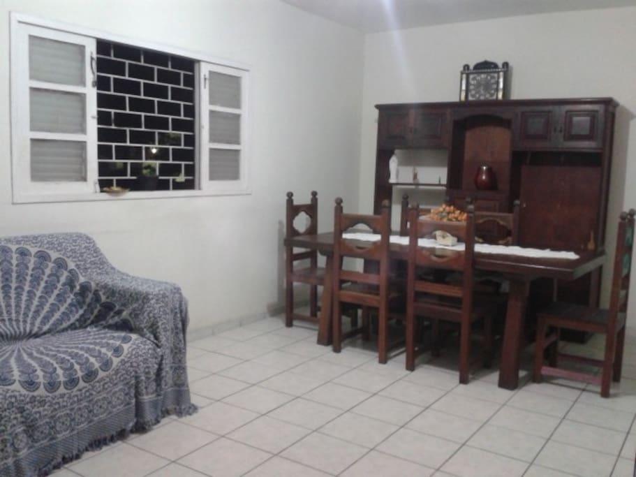 sala de estar e jantar 2