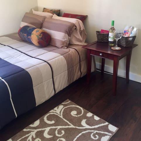 Sunny Vibrant Room