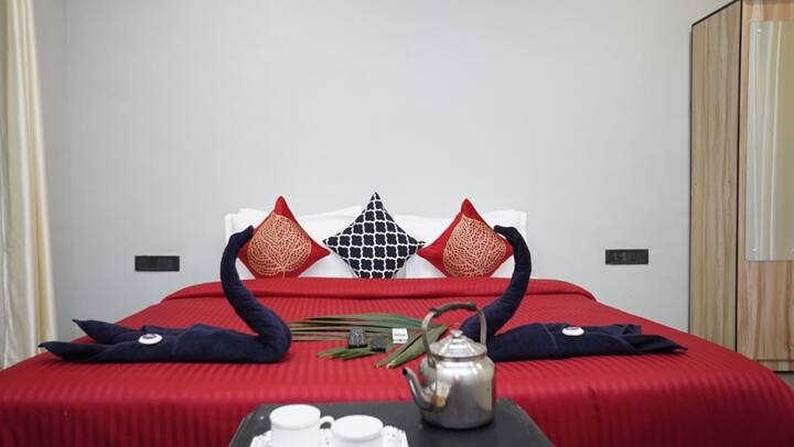 Aroma Stay at Alibag |Family Room - 1