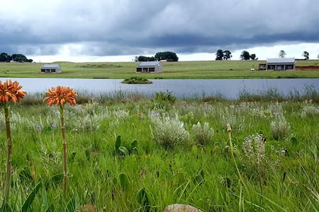 Blue Crane Farm - Unit #3 - Dullstroom - Haus