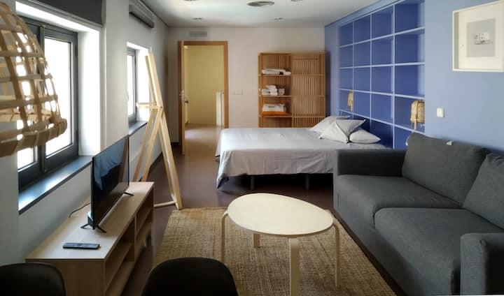 Apartamento  en pleno centro histórico de Dénia