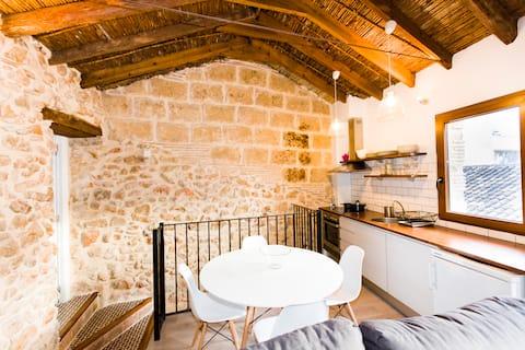 Acogedor apartamento en casco antiguo de Denia