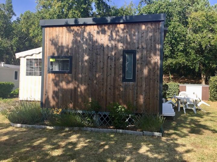 La Villa :   La belle vie ☀️ entre Forêt et Océan