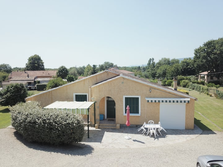 Villa proche mer et montagne