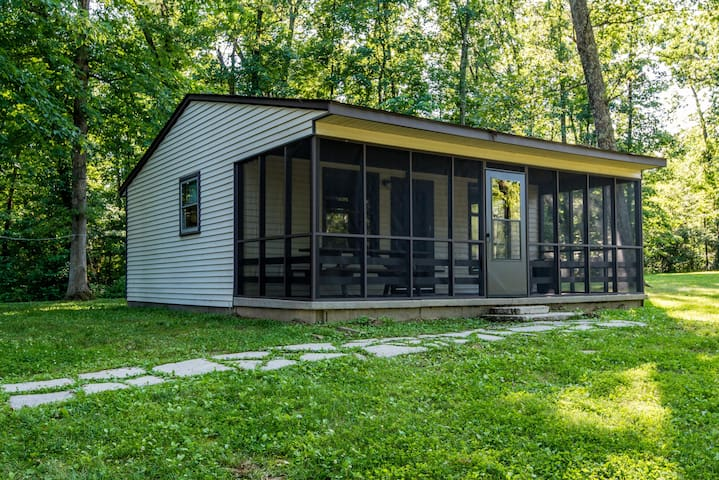 Old Timer's Vacation Cottage