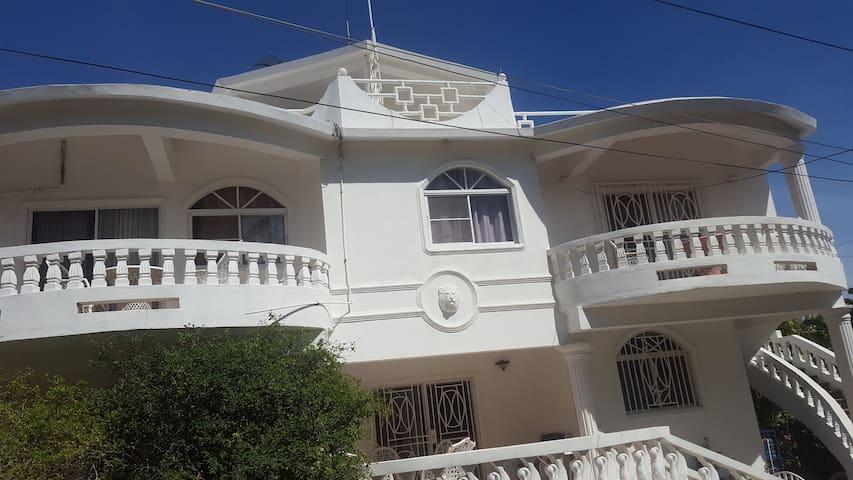 Fernando's Apartments.