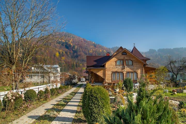 Хата Резьбяра - Biloberizka - Nature lodge